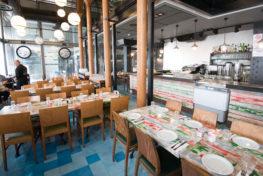 מסעדת הזקן והים - צילום מתוך המסעדה