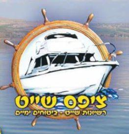 שייט ציפס לוגו - רשיונות שייט ביטוחים ימיים
