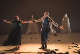 מרכז נא לדעת - גבר ואישה רוקדים