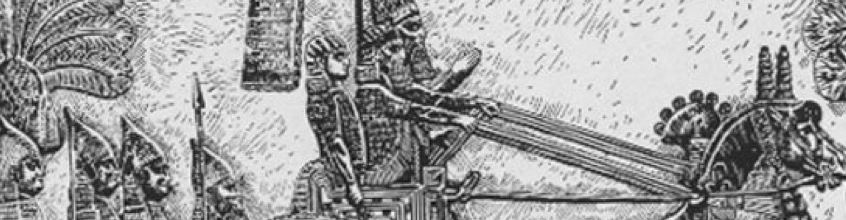 סנחריב מלך אשור כובש את יפו