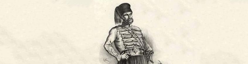 ציור - אברהם פחה המצרי כובש את יפו