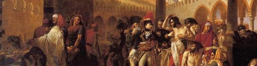 ציור - נפוליאון בונאפרטה כובש את יפו, לזמן קצר