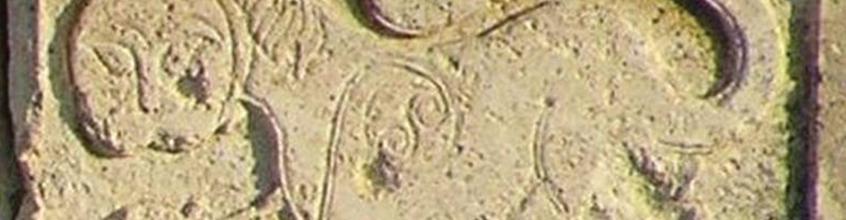 חריטות באבן - הסולטאן הממלוכי בייבארס כובש את יפו