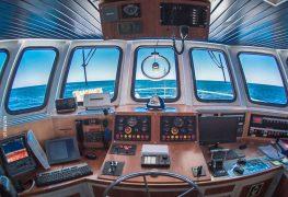 ספינת מחקר