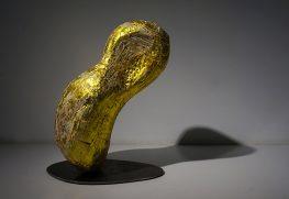 פריט פיסולי מתוך תערוכה של תמר בלום צידון